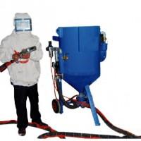 喷砂机 移动式喷砂机
