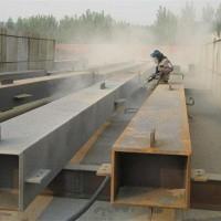 钢结构喷砂